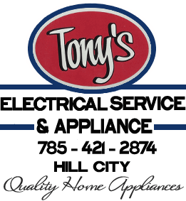 Tony's Electrical Service & Appliance Logo